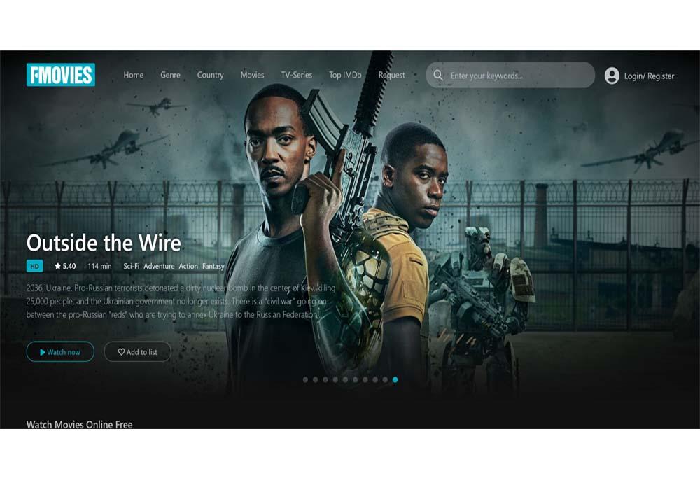 FMovies - Stream and Watch Online Movies Free | fmovies io