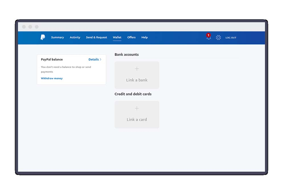 How to Link Bank Account to PayPal - Add Your bank Account to PayPal