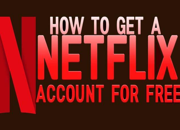 Netflix Account Free - Get Netflix Free Month Trial   Netflix Premium Account