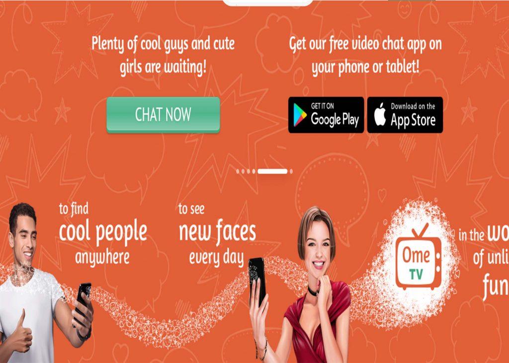 OmeTv - Chat With Strangers Online on OmeTv | Ome Tv App