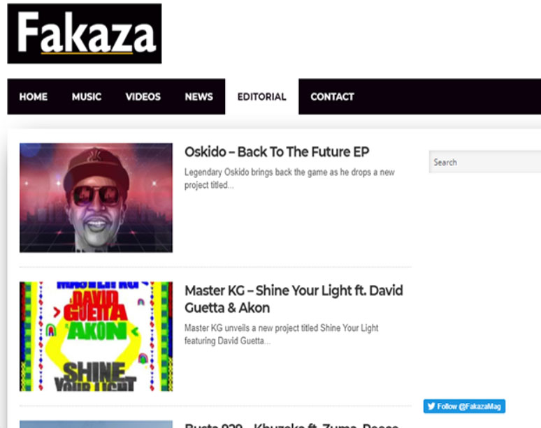 Fakaza - Download Mp3 Songs | Fakaza Gospel