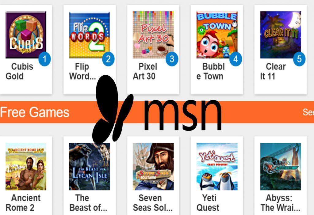 MSN Games - Play Free MSN Games Online   MSN Game Zone