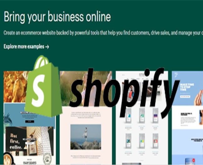 Shopify - Build an Online Business | Shopify Themes