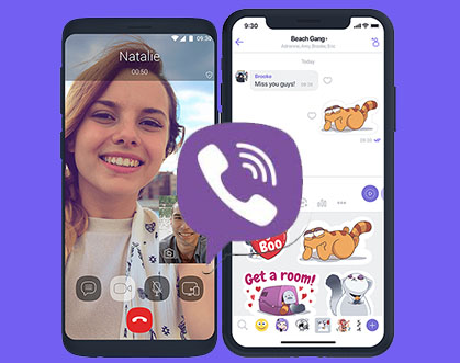 Viber App - Download Viber App for Android and iOS | Viber Messenger