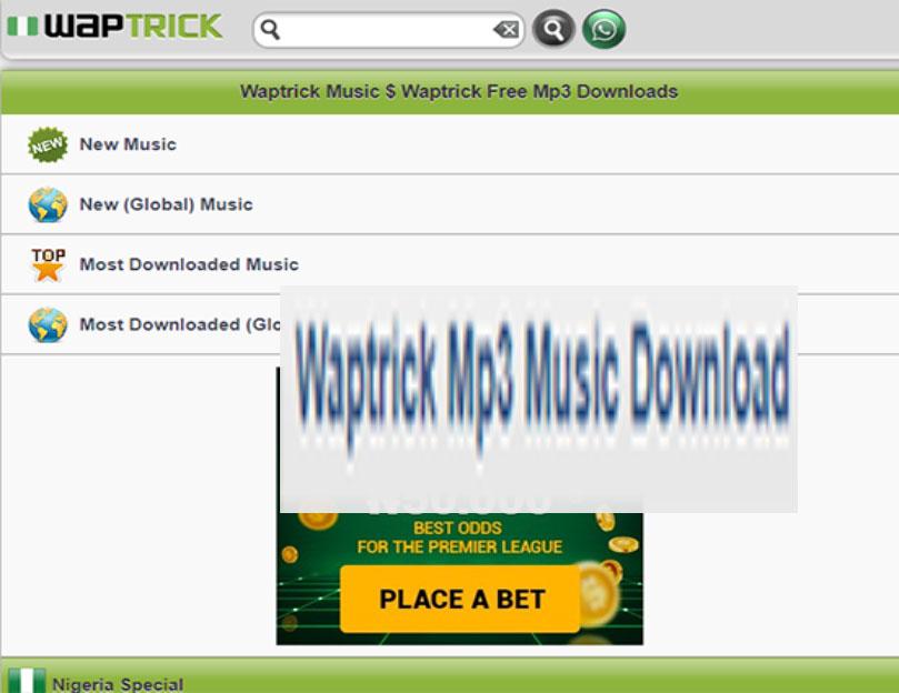 Waptrick Mp3 - Download Waptrick Mp3 Songs | www.waptrick.com