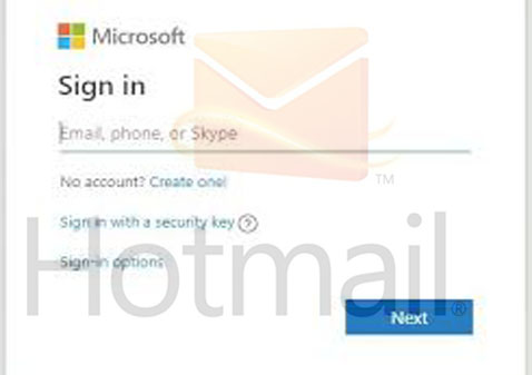 Hotmail Sign In - Login to your Outlook Account