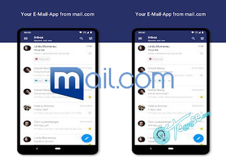 Mail.com App - Download Mail.com App for Android and iOS