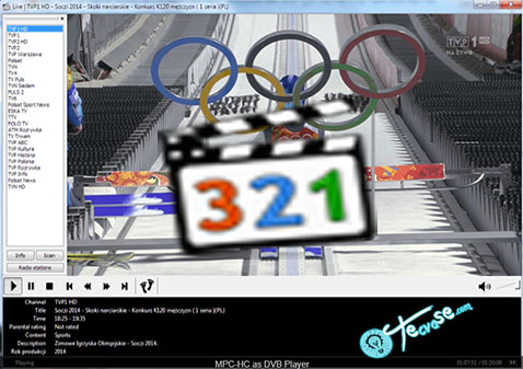 Media Player Classic - Download MPC HC Player