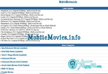 Mobile Movies - Download 3GP and MP4 Movies | Mobilemovies