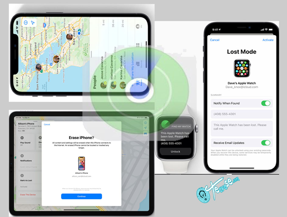 How To Use Find My iPhone - Track Your Lost iPhone | Find My iPhone App