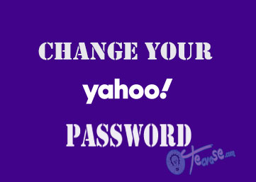 How to Change Yahoo Password - Reset Yahoo Password