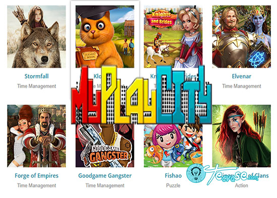 MyPlayCity - Download Free Online Games   My Play City Games