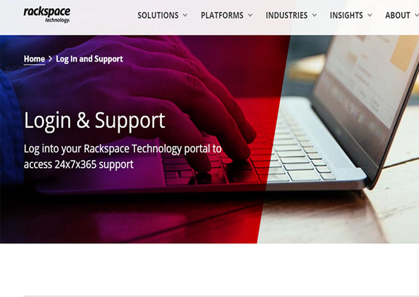 Rackspace Webmail - Webmail For Business   Rackspace Webmail Login
