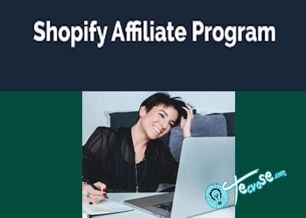Shopify Affiliate - Apply For Shopify Affiliate Program
