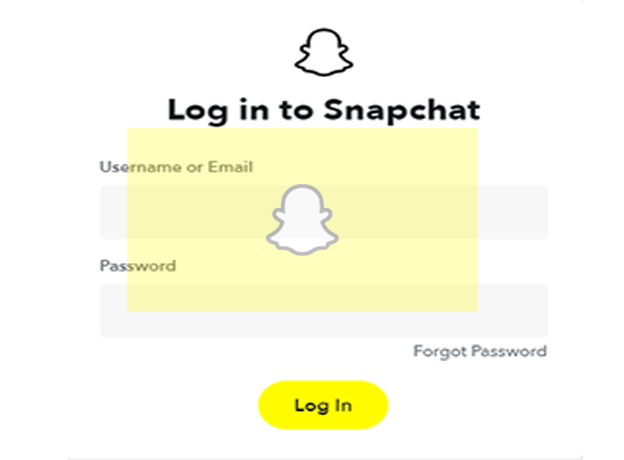 Snapchat Sign In - Login to Your Snapchat Account