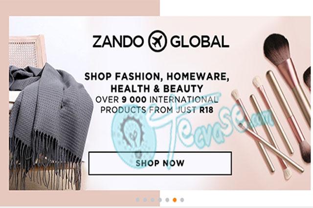 Zando - Buy Shoes, Electronics, and Clothing Online | Zando Shopping