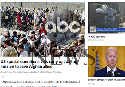 ABC News - Stream Live Videos, Breaking News and Top Stories