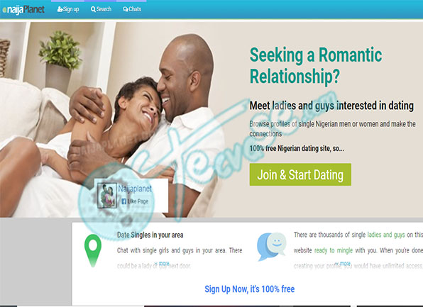 NaijaPlanet - Date Singles in Your Area | NaijaPlanet Dating Site