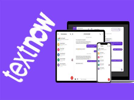 TextNow - Get Free US Phone Number | TextNow App