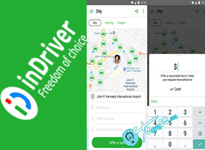 inDriver - Book Rides Way Cheaper | inDriver App