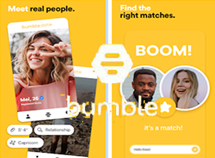 Bumble Dating Site - Date, Make Friends and Expand Your Community | Bumble