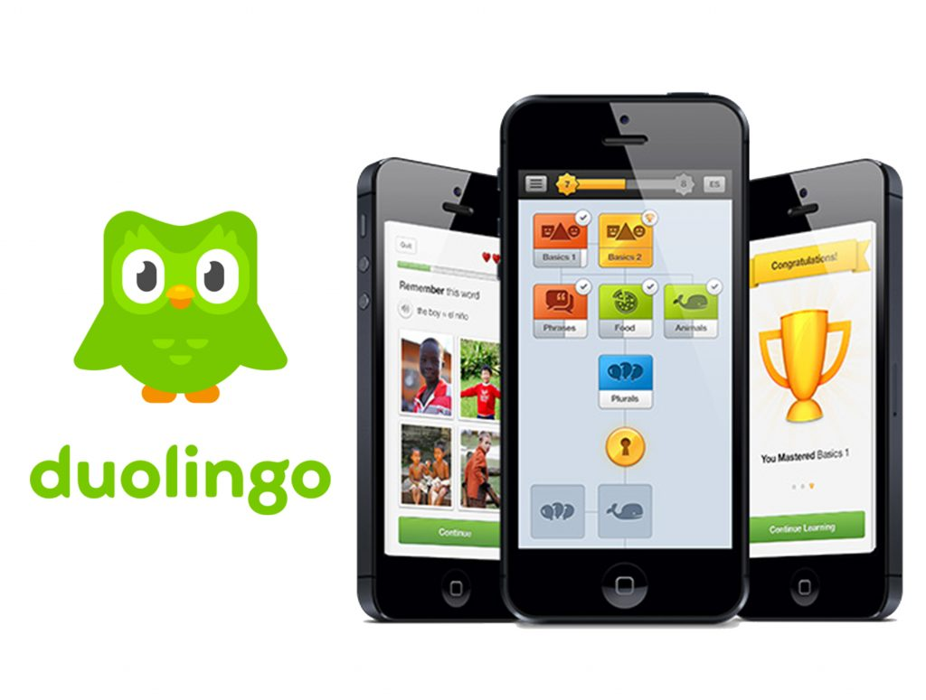 Duolingo -  Learn & Download Free Duolingo Languages For Mobile App
