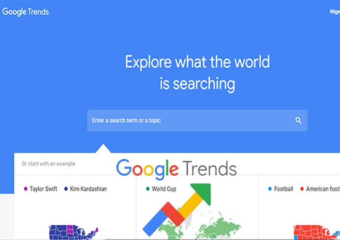 Google Trends - Discover Hot Searches On Google Trends   Google Trends 2021