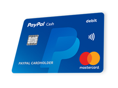 PayPal Cash Card - Apply For PayPal Cash Card
