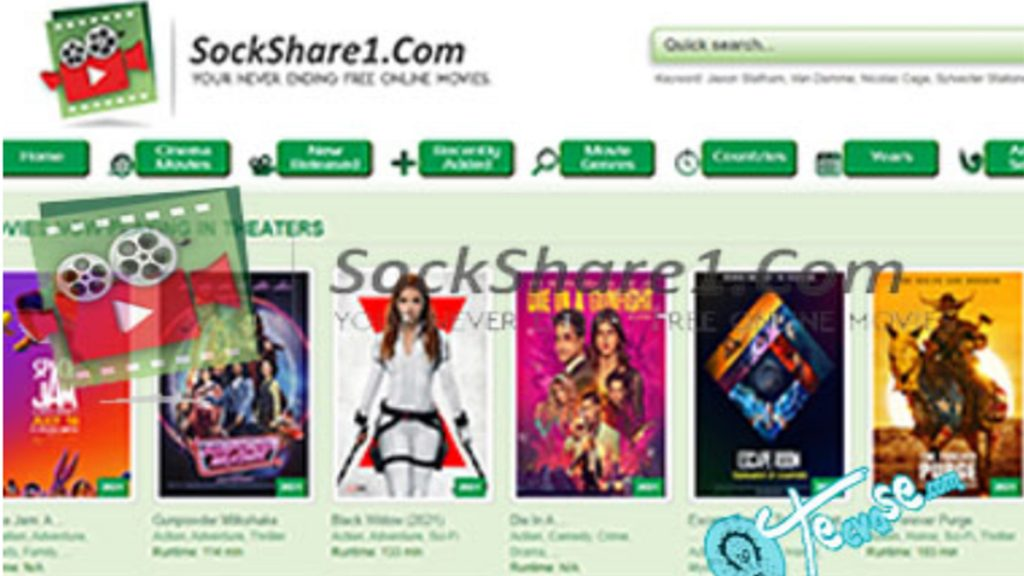 SockShare - Watch Free Movies And TV Series Online   Sock Share Tv
